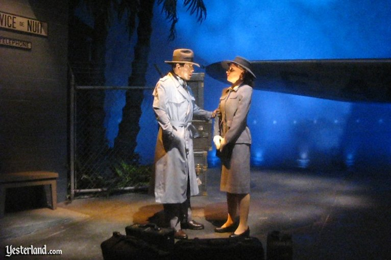 The Great Movie Ride and Casablanca