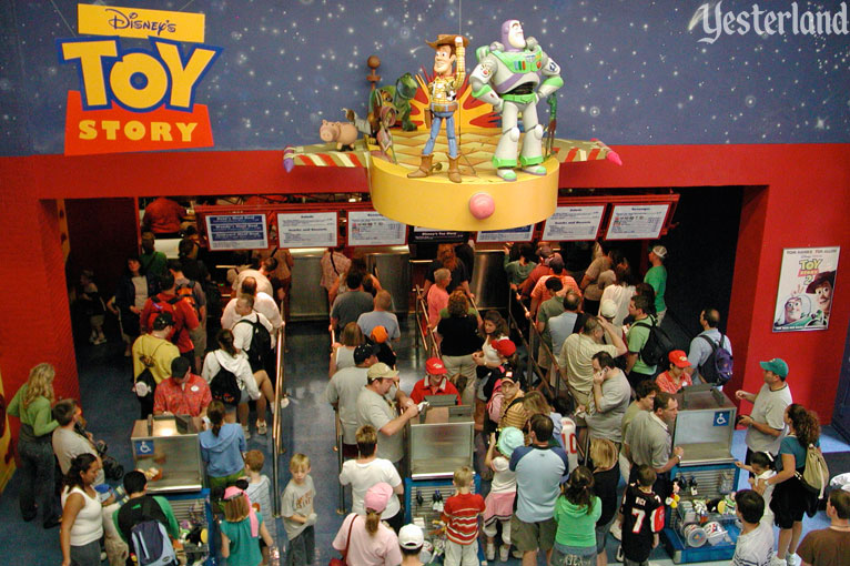 Disney's Toy Story Pizza Planet at Disney's Hollywood Studios