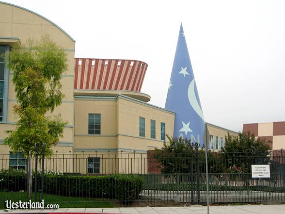 Walt Disney Animation Studios in Burbank, California