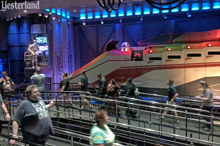 Yes, I Rode Star Wars: Rise of the Resistance at Disney's Hollywood Studios