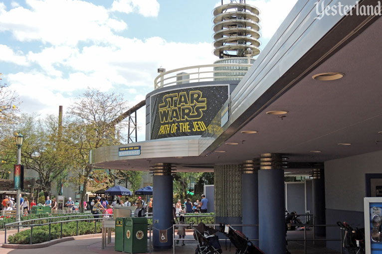 Path of the Jedi Disney's at Hollywood Studios