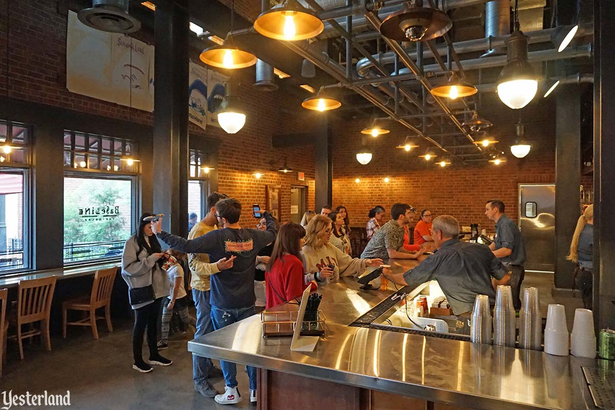 BaseLine Tap House at Disney's Hollywood Studios