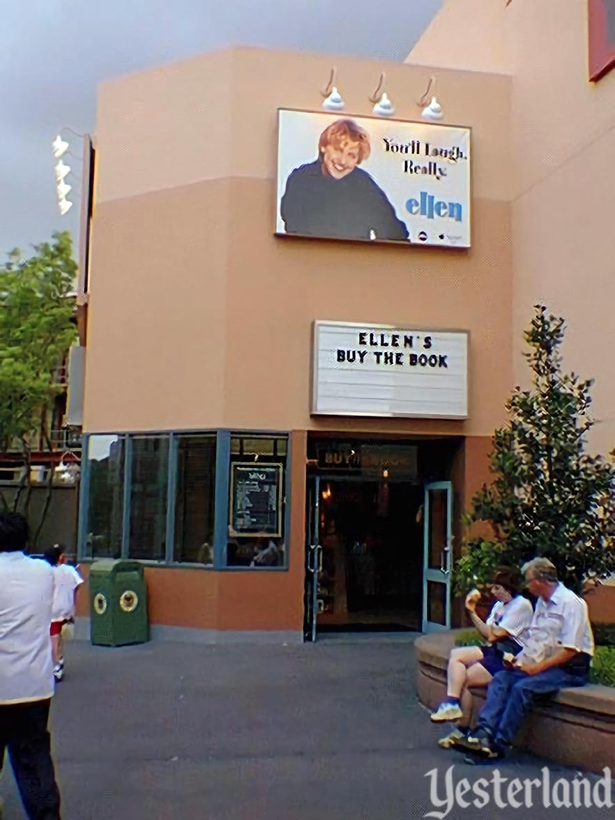 Writer's Stop at Disney's Hollywood Studios