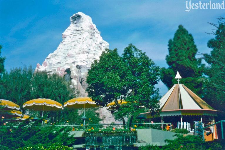 Alpine Gardens At Disneyland