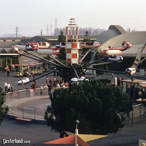 Photo of Astro-Jets at Disneyland
