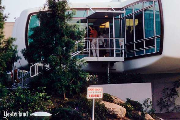 Photo of House of the Future entrance