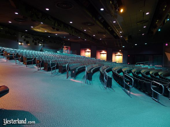 Photo of Honey, I Shrunk the Audience seats