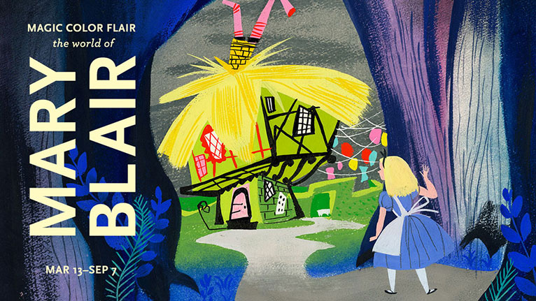 MAGIC, COLOR, FLAIR: the world of Mary Blair the Walt Disney Family Museum