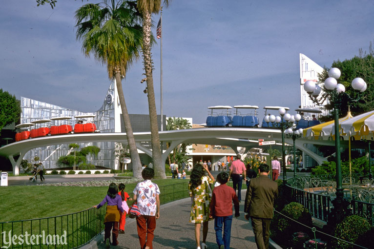 PeopleMover at Disneyland