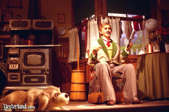 Photo of the Carousel of Progress 1st Act