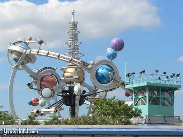 Photo of Astro Orbiter at Magic Kingdom Park in 2006