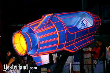 Photo of Rocket Jet in Chicago Bears colors
