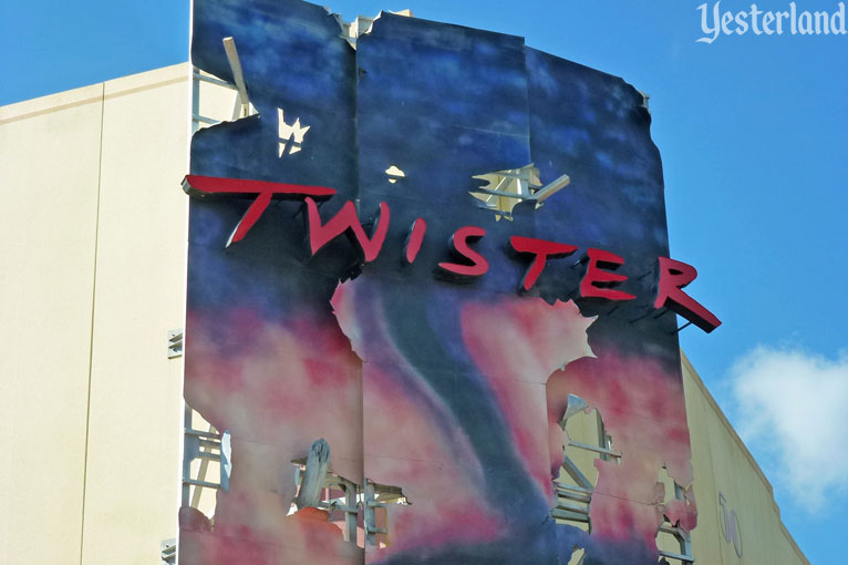 Yesterland: Twister... Ride It OutUniversal Studios Twister