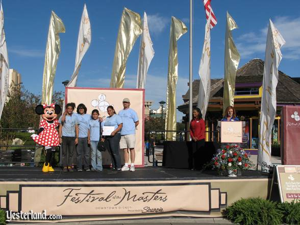 Disney Festival of the Masters