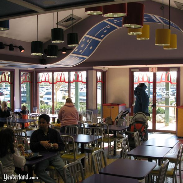 McDonald's at Downtown Disney, Walt Disney World