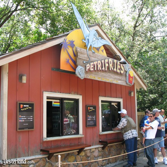 Petrifries at Disney's Animal Kingdom: 2007 by Werner Weiss.