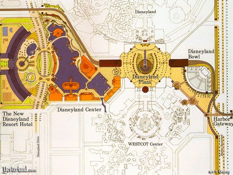 Westcot Center And The Original Disneyland Resort Part 2